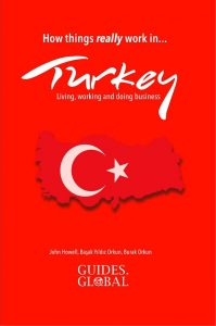The Guides Global book about Turkey