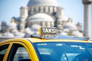 Turkish taxi