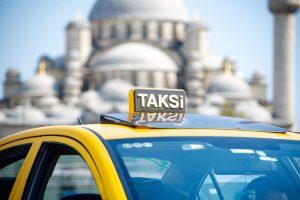 Turkish taxi