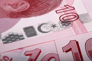 Turkey's Currency - the Turkish lira