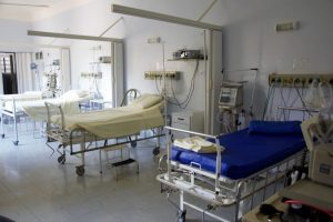 Hospital Bed Numbers - Global List