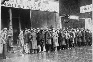 Unemployment Percentages - Global List