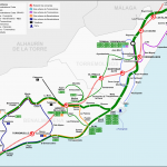 Transport links with the Costa del Sol in Spain